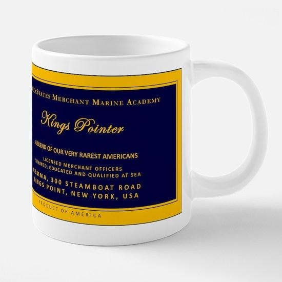 Marching.png 20 oz Ceramic Mega Mug
