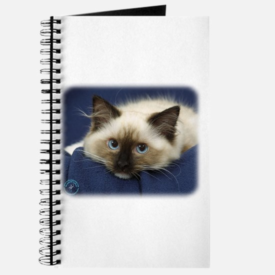 Ragdoll Cat 9W082D-020 Journal