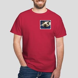 Ragdoll Cat 9W082D-020 Dark T-Shirt