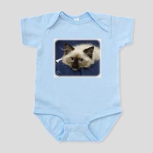 Ragdoll Cat 9W082D-020 Infant Bodysuit