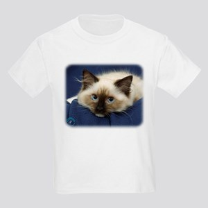 Ragdoll Cat 9W082D-020 Kids Light T-Shirt