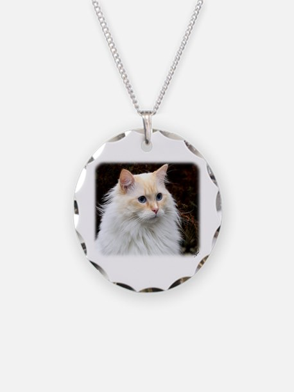 Ragdoll Cat 9W082D-020 Necklace