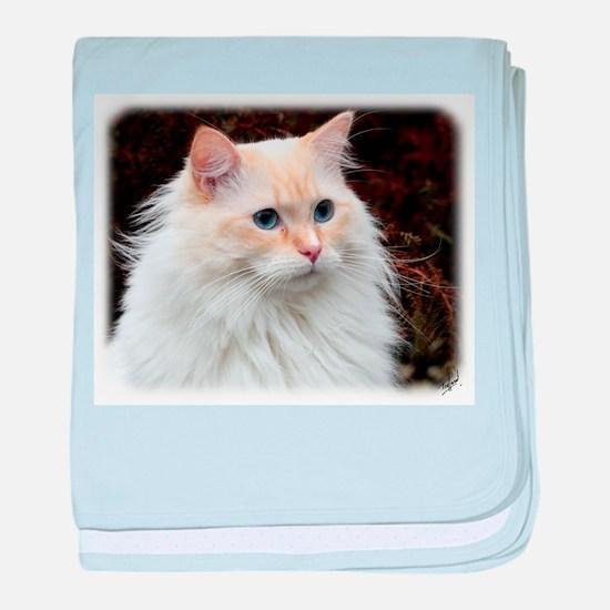 Ragdoll Cat 9W082D-020 baby blanket