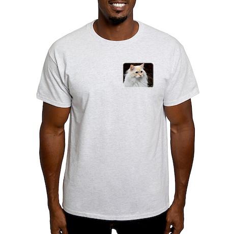 Ragdoll Cat 9W082D-020 Light T-Shirt