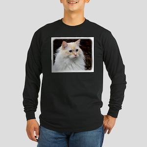 Ragdoll Cat 9W082D-020 Long Sleeve Dark T-Shirt