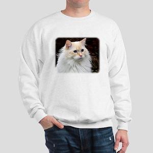 Ragdoll Cat 9W082D-020 Sweatshirt