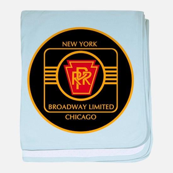Pennsylvania Railroad, Broadway limit baby blanket