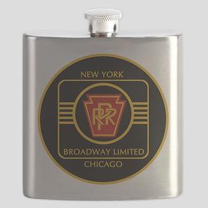 Pennsylvania Railroad, Broadway limited Flask