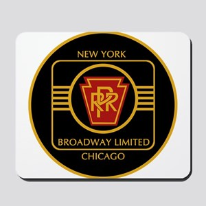 Pennsylvania Railroad, Broadway limited Mousepad