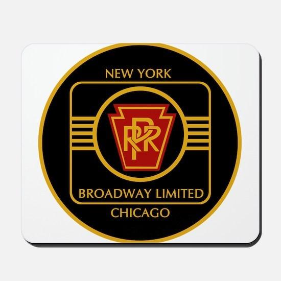 Pennsylvania Railroad, Broadway limited Mousepad