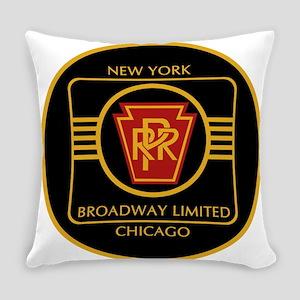Pennsylvania Railroad, Broadway li Everyday Pillow
