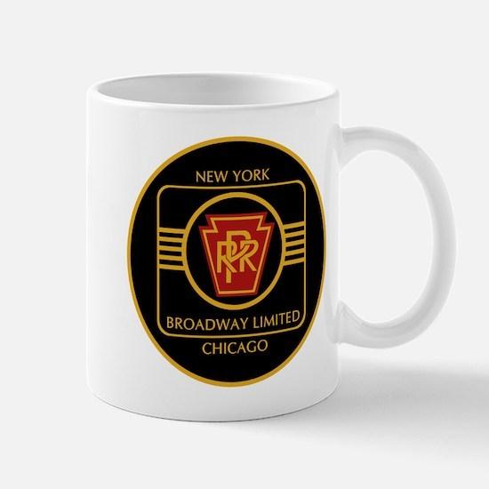 Pennsylvania Railroad, Broadway limited Mugs