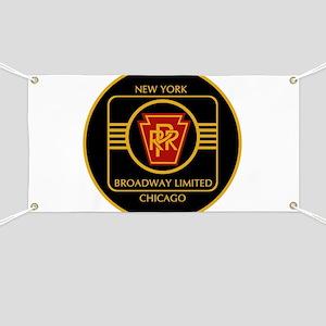 Pennsylvania Railroad, Broadway limited Banner