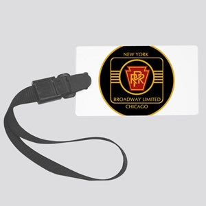 Pennsylvania Railroad, Broadway Large Luggage Tag