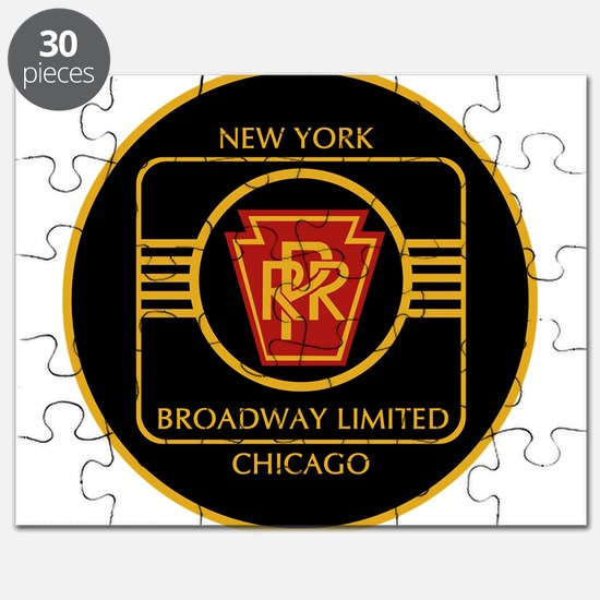Pennsylvania Railroad, Broadway limited Puzzle