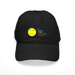 Autism symbol Black Cap