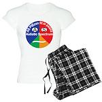 Autism symbol Women's Light Pajamas