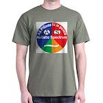 Autism symbol Dark T-Shirt