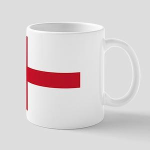 England St George's Cross Flag Mug