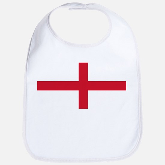 England St George's Cross Flag Bib