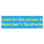 Autism symbol Sticker (Bumper 10 pk)