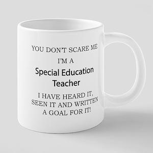 Special Education Teacher 20 oz Ceramic Mega Mug