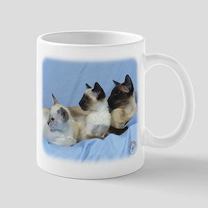 Siamese Cat 9W055D-074 Mug