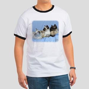 Siamese Cat 9W055D-074 Ringer T