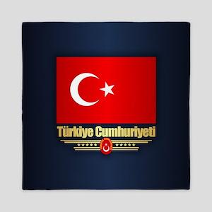 Turkish Pride Queen Duvet