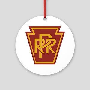 PRR 1 Round Ornament