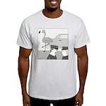 Balance Test (no text) Light T-Shirt