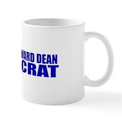 Howard Dean Defeatocrat Mug