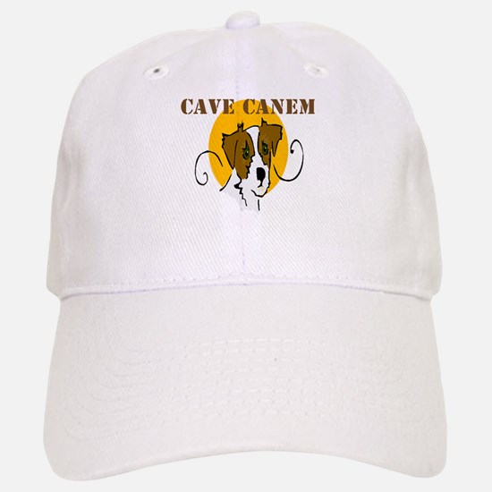 Cave Canem (Jack Russell) Baseball Baseball Cap