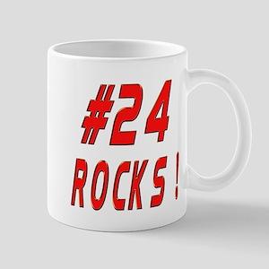 24 Rocks ! Mug