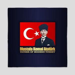 Ataturk Queen Duvet