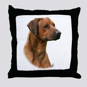Rhodesian Ridgeback 9Y338D-044 Throw Pillow