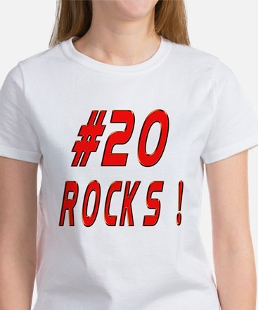 20 Rocks ! Women's T-Shirt