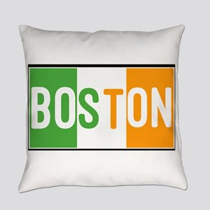 Irish Boston Everyday Pillow