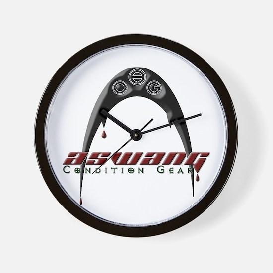 Aswang Condition Gear -  Wall Clock