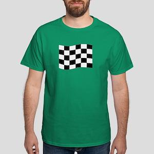 Race Flag Dark T-Shirt
