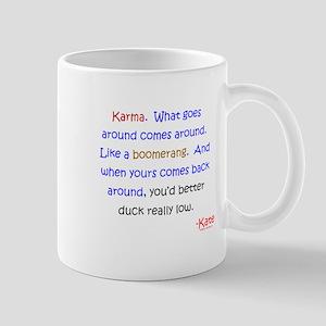 Kate's Karma Mug