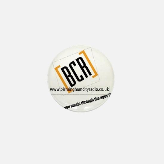 BCR T SHIRTS Mini Button