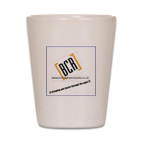 BCR T SHIRTS Shot Glass