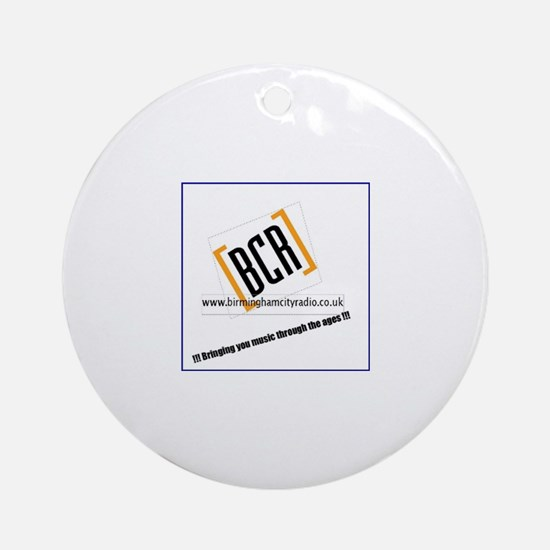 BCR T SHIRTS Ornament (Round)