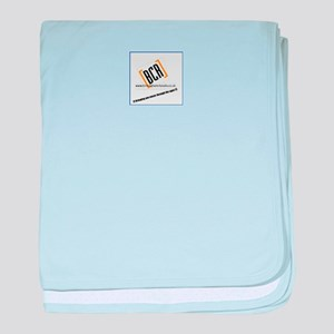 BCR T SHIRTS baby blanket