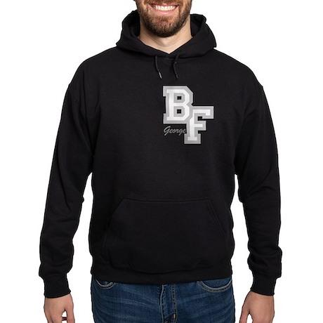 BF Varsity Letter Hoodie (dark)