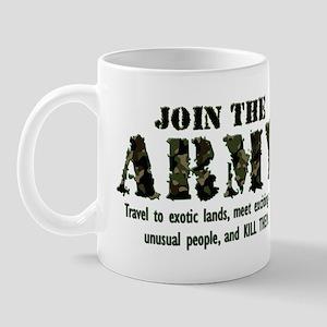 Join the Army Mug