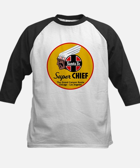 Santa Fe Super Chief1 Baseball Jersey
