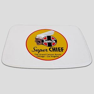 Santa Fe Super Chief1 Bathmat