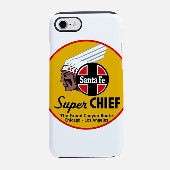 Santa Fe Super Chief1 iPhone 7 Tough Case